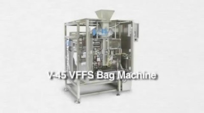 Vertical Form Fill Seal (VFFS) process M TEK V 45 vertical form fill seal VFFS bagger